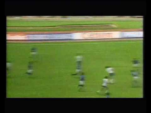 mexico '86: italia - francia 0-2!