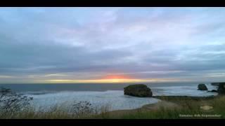 Marsden Sunrise timelapse