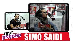 Test Psycho avec Simo Saidi