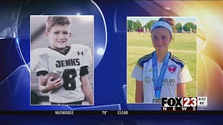 Funeral services planned for victims of I-35 crash
