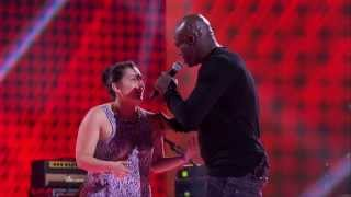 Ricky & Seal Steal The Stage: The Voice Australia Season 2