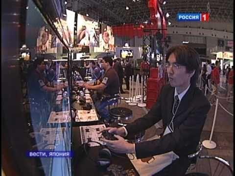 Игромания по-японски - Tokyo Game Show 2010