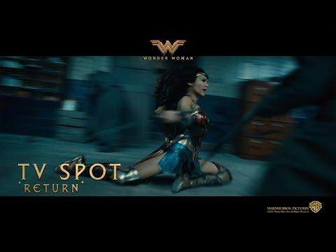 Wonder Woman ['Return' TV Spot in HD (1080p)]