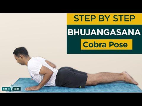 Bhujangasana (Cobra Pose)