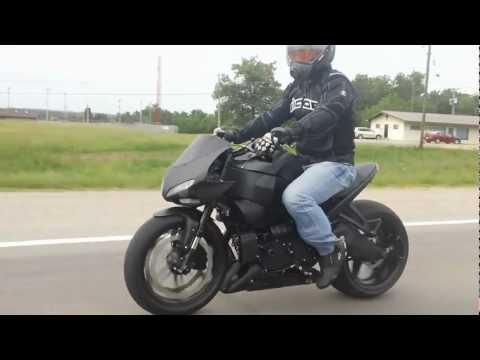 2010 Buell XB12 SCG, D&D, Twin Rotors, 280mm tire, Ducati 1198, LED Tail, Ram AirBox, St… видео