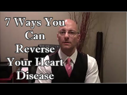 Heart Disease Treatment - How To Stop Heart Disease
