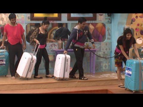 Breaking Bigg Boss 9 With Salman Khan: When Contes