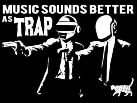 Music Sounds Better As Trap - The World Class Art Thieves [FREE DL]