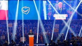 Wałęsa na Konwencji PO: Oddaliście pola na opowiadanie głupot.