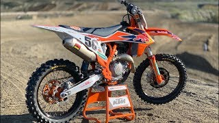 10. First Ride 2019 KTM 450SXF Factory Edition - Motocross Action Magazine