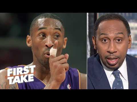 Stephen A. picks prime Kobe over prime Shaq | First Take