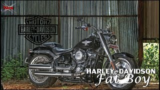 7. 2018 Harley Davidson Fat Boy Review & Tech Specs