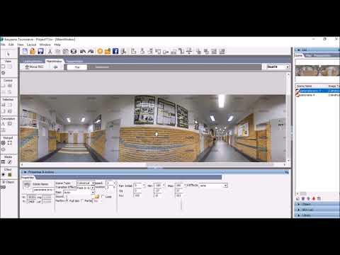 Tworzenie wirtualnego spaceru w programie Tourweaver