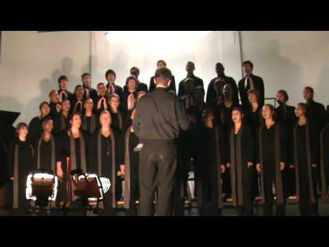 Wouter Malan koor sing Coenie de Villiers