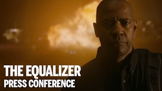 THE EQUALIZER Press Conference | Festival 2014