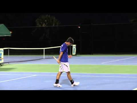 Top Plays - Islanders Men's Tennis at the H-E-B Tournament of Champions