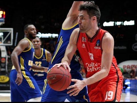 7DAYS EuroCup Quarterfinals, Game 1 MVP: Fernando San Emeterio, Valencia Basket