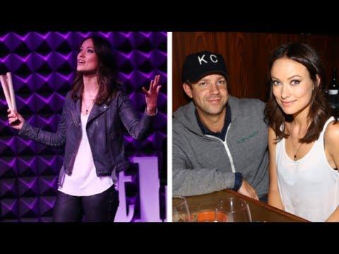 "Blissful Olivia Wilde Has ""Marathon"" Sex With Jason Sudeikis"