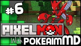 Minecraft Pixelmon Green w/ PokeaimMD, Akamaru, Gator & steve! Ep 6 - JUSTICEEEEE! by PokeaimMD
