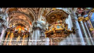 Mozart's youthful setting of this Marian antiphon. Christopher Hogwood conducts the Academy of Ancient Music and the...