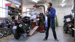 5. Comparatif Yamaha TMax 530 contre Yamaha TMax 500 : Premier choc maxiscooter 2012 !
