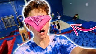 BLINDFOLDED AT SUPER TRAMPOLINE PARK CHALLENGE!!Make sure to subscribe for more awesome videos!Trying to do flips and obstacles while blindfolded at super trampoline park! It was super fun and really funny! LETS MAKE THIS VIDEO VIRAL!! Thomas: https://www.youtube.com/channel/UClkjavcB1oqOQFRyHMop_bgMy Social MediaInstagram: https://www.instagram.com/nicktweston/Twitter: https://twitter.com/nicktwestonSnapChat: nicktwestonNick Weston