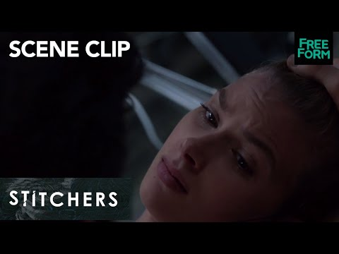 "Stitchers | Season 3 Episode 10: Cameron Says ""I Love You"" 