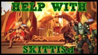 Mythic+ Help - Skittish!