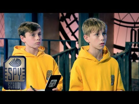 Spy School: Series 2, Episode 11 (Clip) | ZeeKay