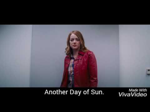 , title : 'Another Day of Sun! - La La Land.'