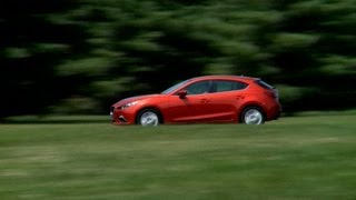 2014 Mazda3 First Drive | Consumer Reports