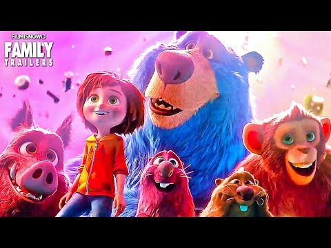The WONDER PARK comes alive in first-look trailer - 2019 Family Animated Adventure Film