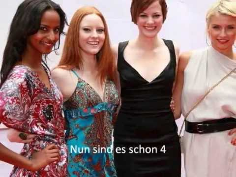 GNTM Staffel 1- 6 (2006- 2011)