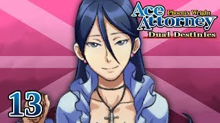 """In today's Let's Play of Phoenix Wright: Ace Attorney: Dual Destinies walkthrough and playthrough, we learn more about the incident from one year ago as well as its victim, and the doctor somehow manages to make penguins even cuter.Become a Picky Penguin! ►► http://goo.gl/p7v6qGet your own Picky Penguin plushie! ►► https://goo.gl/aUH11PFacebook ►► https://www.facebook.com/NicoB7700Twitter ►► https://twitter.com/NicoB7700Thanks for the like/favorite and leaving a comment, guys. They really do help me out, and I'm always happy to hear from you all. :)GAME: Phoenix Wright: Ace Attorney - Dual DestiniesAUTHOR: CapcomFAN ART OF THE DAY: TheOnlyLunabe - http://theonlylunabe.deviantart.com/Honbells - https://twitter.com/honbellsIn Dual Destinies, the legal system is bound by the """"dark age of the law"""", a mentality that has shattered the public's trust in the courts, sparked by controversial affairs that took place seven years prior. Lawyers on both sides have resorted to numerous unethical and illegal tactics in order to ensure that they come out on top, no matter what the implications, and false charges are commonplace. However, with the suspicions and accusations of fraud that have followed Phoenix Wright for the past seven years put to rest, the Wright Anything Agency is ready to move forward into a new era, aided by a new face who has just joined the firm."""