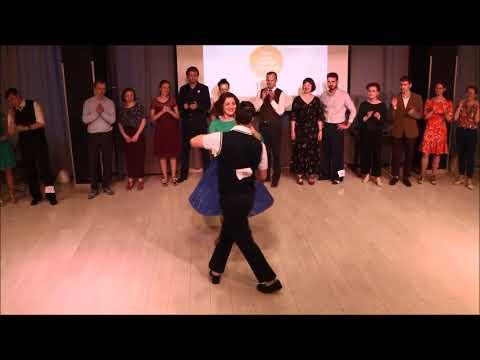 RSDC 2018 - Balboa Advanced Strictly - Alexander Tabakov & Marina Alekseeva