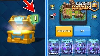 Video Clash Royale EPIC PACK OPENING COFFRE EN OR LEGENDAIRE ! COFFRE SUPER MAGIQUE LEGENDAIRE ! MP3, 3GP, MP4, WEBM, AVI, FLV Juli 2017