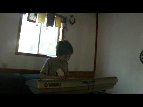 סקס עם חיות - 8 Year old prodigy boy is the next Geoff Downes.