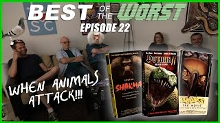 Video Best of the Worst: Shakma, Python II, and Beaks: The Movie MP3, 3GP, MP4, WEBM, AVI, FLV Mei 2018
