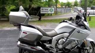 8. 2014 BMW K1600GTL Exclusive at Euro Cycles of Tampa Bay