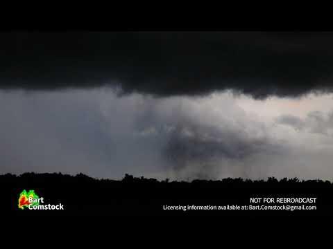 Tornado in Oklahoma City, OK  (08/14/2018)_Időjárás Magyarország, Budapest. Heti legjobbak