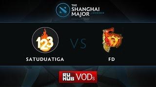 Taring vs FD, game 1