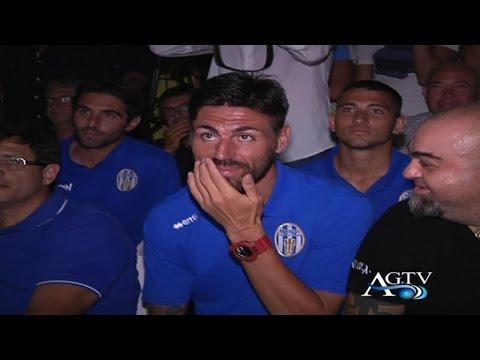 Andrea De Rossi torna a giocare con la maglia dell'akragas