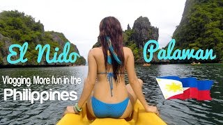 El Nido Philippines  City new picture : Travel With Me : El Nido Palawan, Philippines! (PART 1)