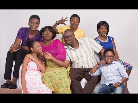 THE JOHNSONS (season 4) - Latest Nigerian Nollywood Movie