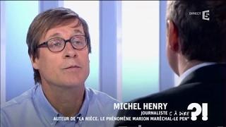 Video Marion Maréchal-Le Pen : l'avenir du FN ? #cadire 01.03.2017 MP3, 3GP, MP4, WEBM, AVI, FLV Mei 2017