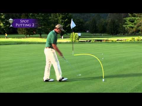 Tom Watson Golf Lessons II – Spot Putting 2