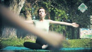 Занятия по йоге с Вероникой Фильберт