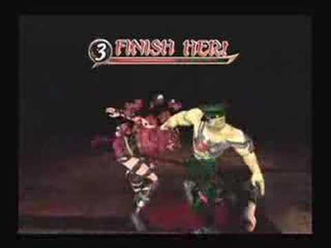 Mortal Kombat Armageddon Fatality