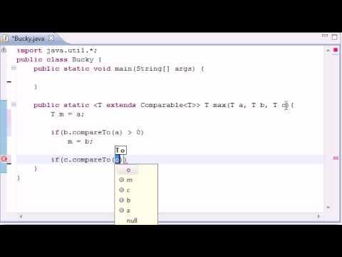 Java - Generic Return Types