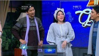 Video Modal Ngomong Keong, Suara Via Vallen Memikat Desta & Vincent - Ini Sahur 8 Juni 2018 (4/7) MP3, 3GP, MP4, WEBM, AVI, FLV Oktober 2018